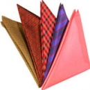 Thai Saiphone Silk Pocket Squares