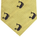 Animal Silk Tie #4