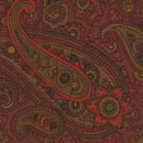 Madder Print Silk Ties