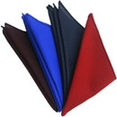 Grenadine Grossa Silk Pocket Squares