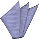 Powder Blue Grenadine Silk Pocket Square #15
