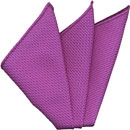 Magenta Grenadine Silk Pocket Square #33