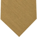 Sandy Brown Linen Tie #9