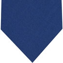 Macclesfield Challis Dark Blue Solid Wool Tie #6