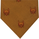 Animal Silk Tie # 6