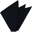 Midnight Blue Grenadine Fina Silk Pocket Square #8