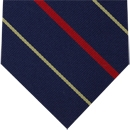 1st Glouchestershire Stripe Silk Tie # 19