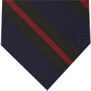Royal Australian Artillery Strip Silk Tie # 22
