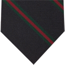 12th London Regiment Stripe Silk Tie # 23