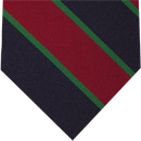 Royal Dublin Fusiliers Stripe Silk Tie # 26