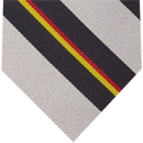 The Royal Scots Greys Stripe Silk Tie # 28