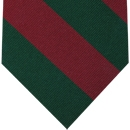 5th Dragoon Guards Stripe Silk Tie # 41