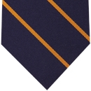 The Royal Sussex 4th Battlion Stripe Silk Tie # 43