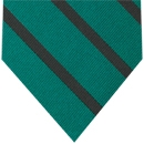 Royal Ulster Rifles Stripe Silk Tie # 47