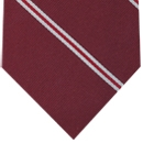 Hertford College Oxford Stripe Silk Tie # 8