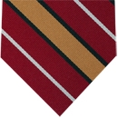 Suffolk Stripe Silk Tie #8