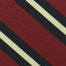 Regimental Atkinsons irish Poplin Ties